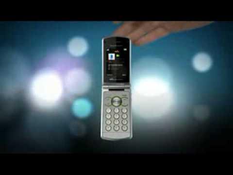 Sony Ericsson W508 Walkman on xd458!