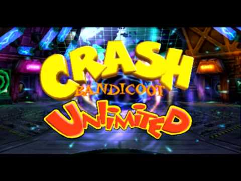 Crash Twinsanity Demo Hub Theme