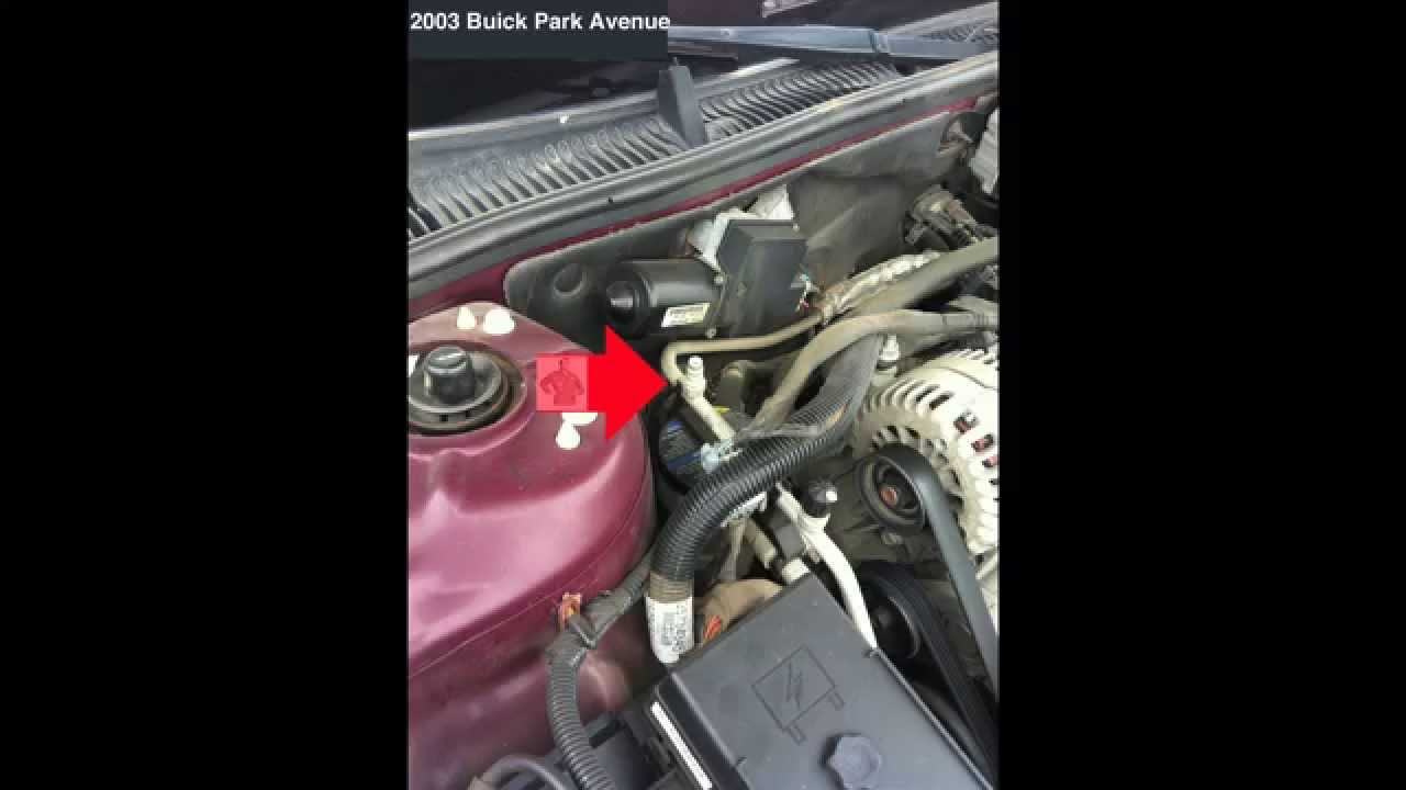 How To Find A Cars C Low Pressure Service Port