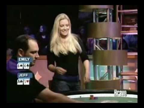 Emily procter poker