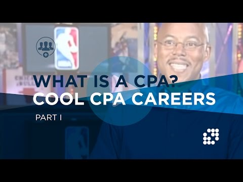 What is a CPA? PART I:  Cool CPA Careers | NJCPA