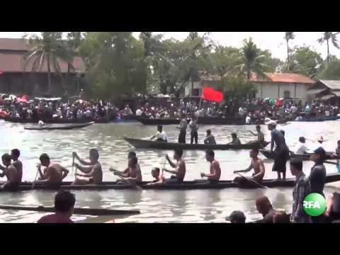 Rakhine Traditional Regatta Festival