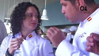 ICEX Spanish Gastronomy Training Program: anchovies from Spain (I)