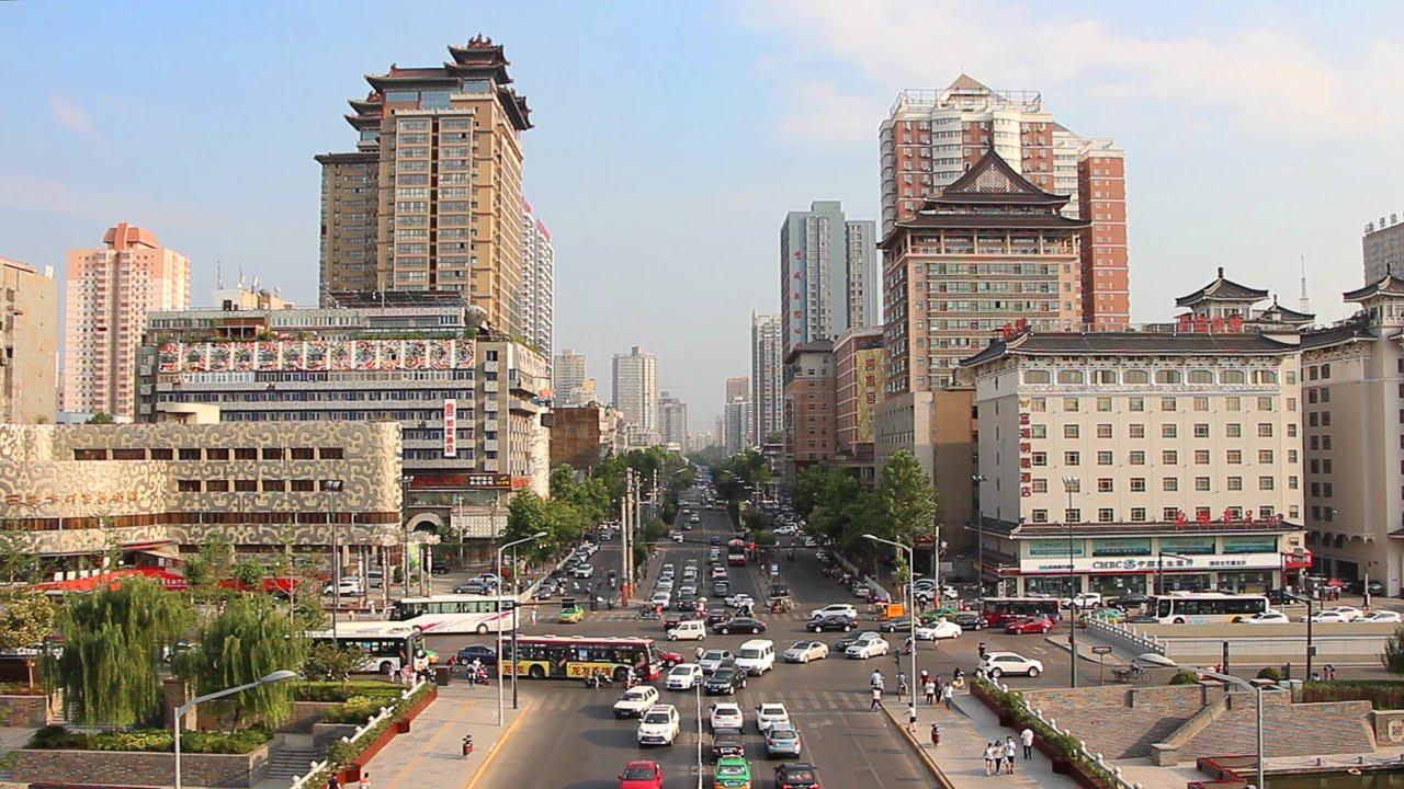 Движение в Китае