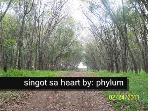 singot sa heart by phylum lyrics