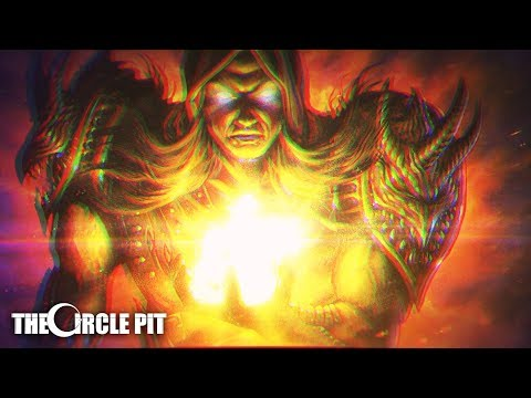 RAIDER - Guardian of The Fire (Official Lyric Video) Death Metal / Thrash Metal