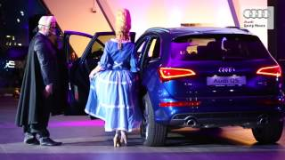 Открытие автосалона AUDI в Минске