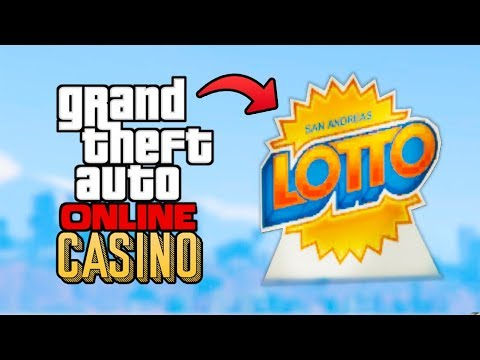 GTA Online Casino DLC Update - NEW INFO! Lottery Tickets, Heist Missions & Owning Part of the Casino from YouTube · Duration:  10 minutes 30 seconds