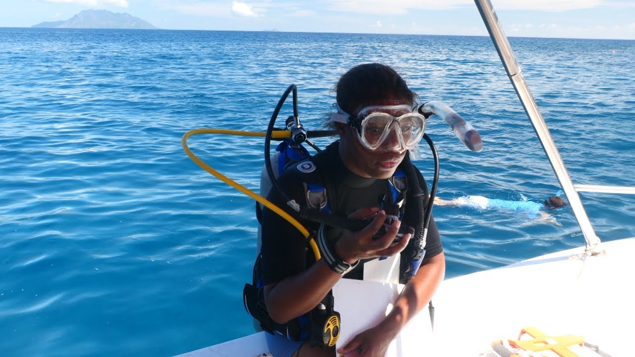 Coral Crusaders in the Seychelles; plastic in the ocean; and saving the Pacific's tuna