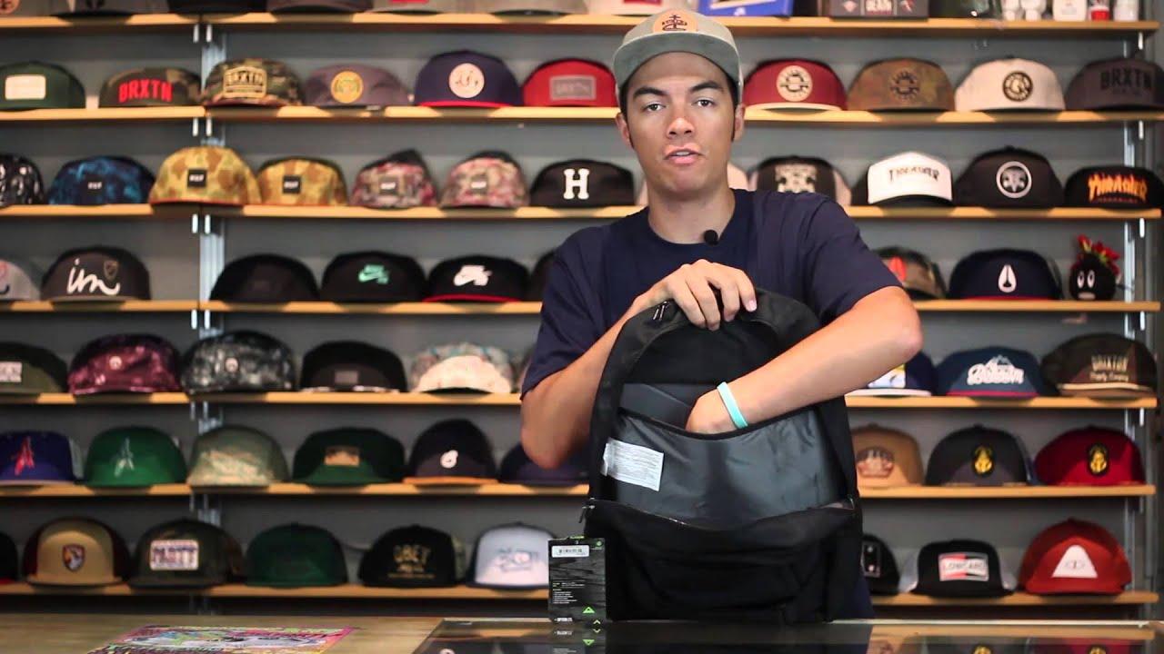 Dakine 2014 Option Backpack Review - Tactics.com - YouTube