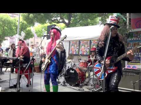 神戸 新開地音楽祭 2016 【HERSHEY'S】スクエアステージ .2