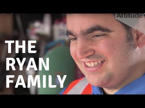 The Ryan Family - Having Kids with Intellectual Disabilities
