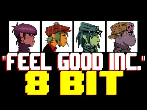Feel Good Inc 8 Bit Tribute to Gorillaz  8 Bit Universe