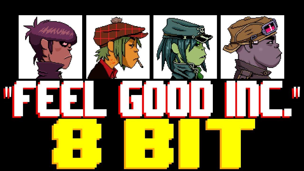 Download Feel Good Inc. [8 Bit Tribute to Gorillaz] - 8 Bit Universe