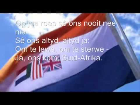 Die Stem volle weergawe , Transvaalse Volkslied, Volkslied van die Oranje Vrystaat 480p