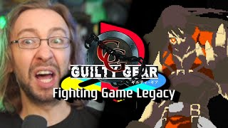 OG Guilty Gear is ABSOLUTELY NUTS!  - Guilty Gear: The PLAYSTATION LEGACY (Pt. 19)
