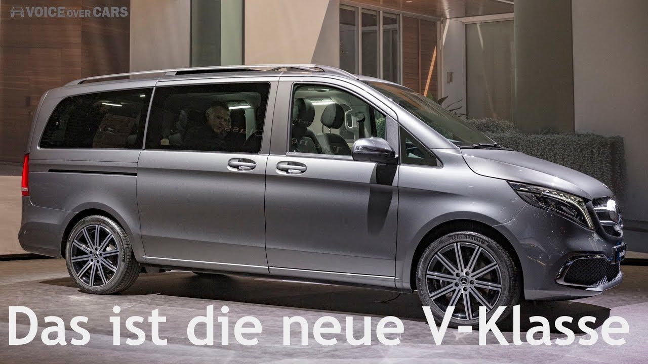 2019 mercedes benz v klasse v250d v300d marco polo fakten vorstellung premiere deutsch german youtube 2019 mercedes benz v klasse v250d v300d marco polo fakten vorstellung premiere deutsch german