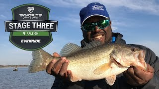 Bass Pro Tour | Stage Three | Elimination Round 2 Morning Highlights
