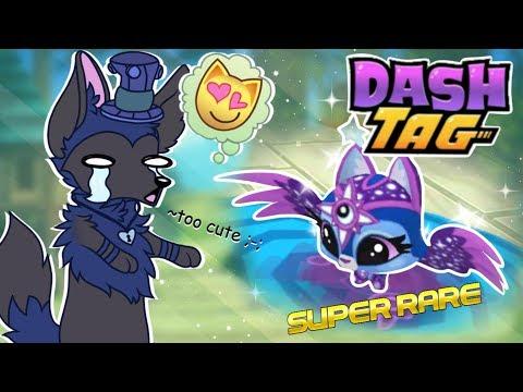 I GOT A SUPER RARE PET! - Dash Tag