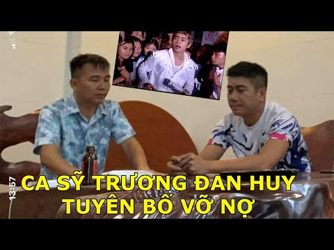 Ca sĩ Trương Đan Huy TUYÊN BỐ VỠ NỢ Tấn Beo muốn bán nhà vì dịch COVID-19