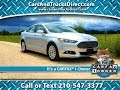 2013 Ford Fusion SE Hybrid Review