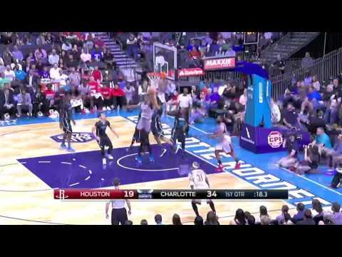 Houston Rockets vs Charlotte Hornets | March 12, 2016 | NBA 2015-16 Season
