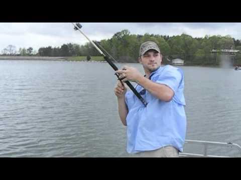 Day 2 hybrid run on lake oconee youtube for Lake oconee fishing