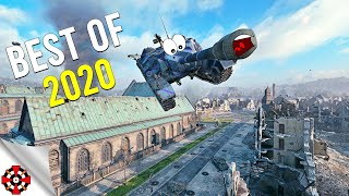 World of Tanks - BEST OF Funny Moments 2020! (WoT Best of Epic Wins and Fails, Part 1)