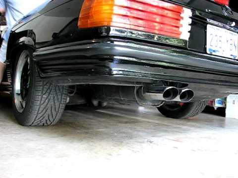 Slc Kit Car >> 1983 R107 500SL AMG #1 - YouTube