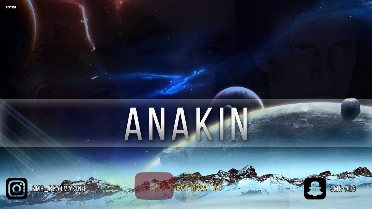 Instru Type ZIKXO ✘ JUL - ANAKIN [Freestyle / Rap / Triste] // SMR BEATMAKING // 2020 (À VENDRE)