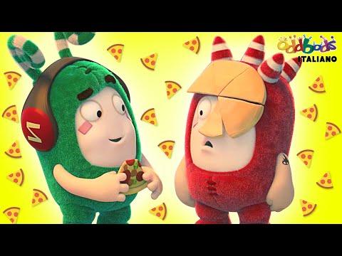 Oddbods- przezabawne historyjki - Pizza