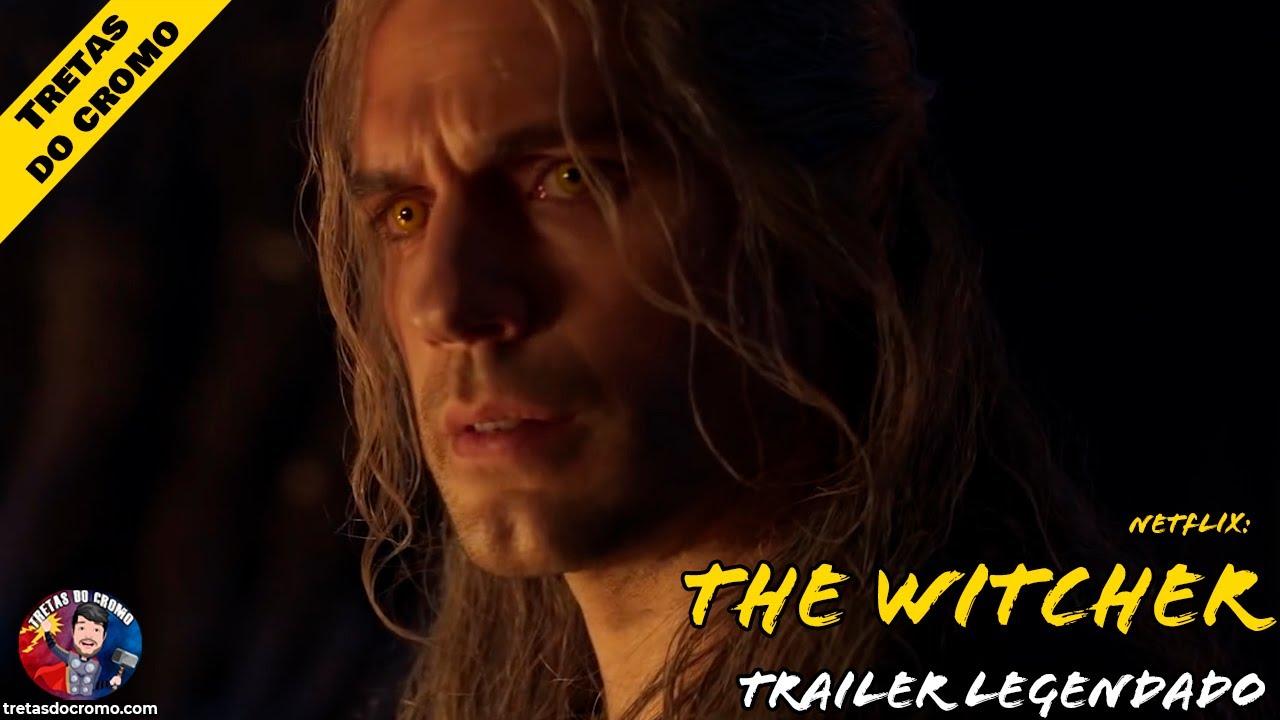 A 2º temporada de The Witcher ganha mais um trailer