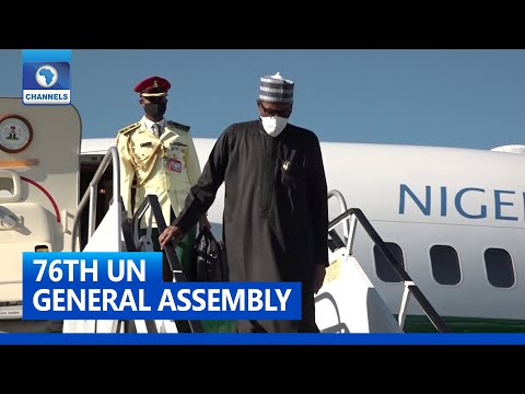76th UNGA: Buhari