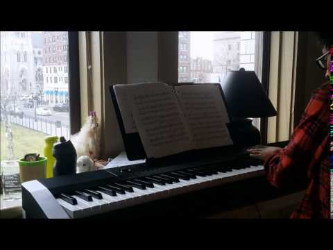 Equus - For Solo Piano - Eric Whitacre (Complete)
