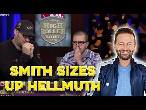 Smith Sizes Up Hellmuth