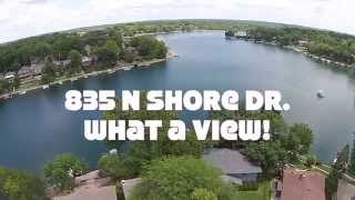835 north shore dr lake waukomis mo for sale