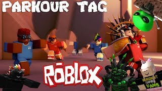 CORRETS DE PARED ( WALL RUNNERS) PARKOUR TAG ? ROBLOX