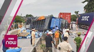 Hải Dương: 1km, 3 vụ tai nạn, cơ quan chức năng vào cuộc  | VTC Now