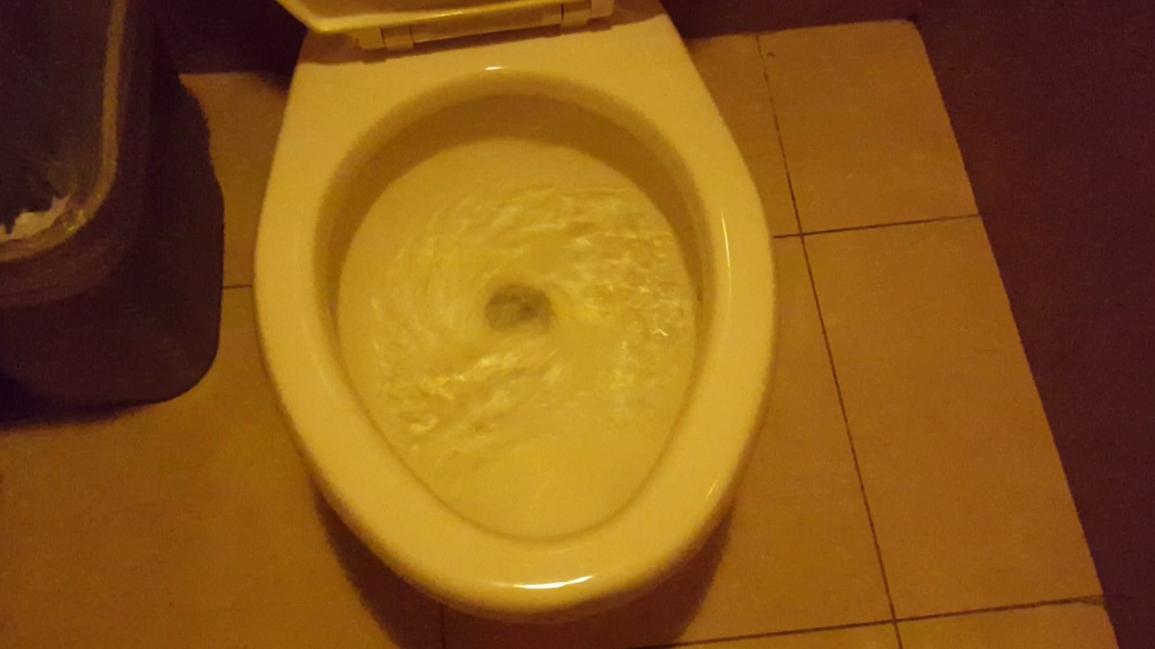 Sadosa Standard Toilet In Dominican Republic Youtube