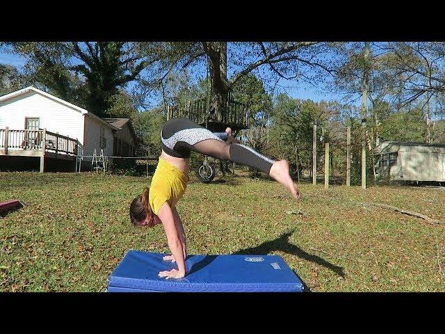 Learn Gymnastics for beginners