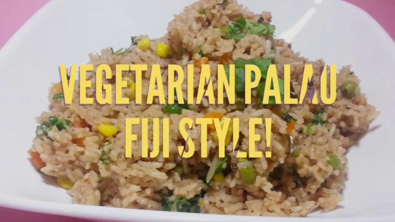 Vegetarian palau fiji style youtube vegetarian palau fiji style forumfinder Images