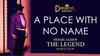 Скачать Michael Jackson A Place With No Name The Legend World Tour