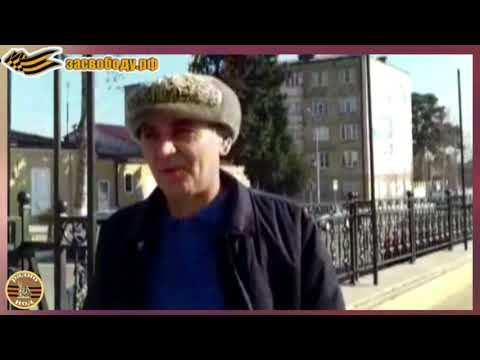 Айдын Гусейнов проводит пикет перед Администрацией г Дербент, 7 февраля 2020