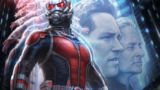 Человек-муравей - русский трейлер (2015)