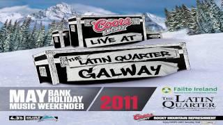 Coors Light Galway Weekender 2011