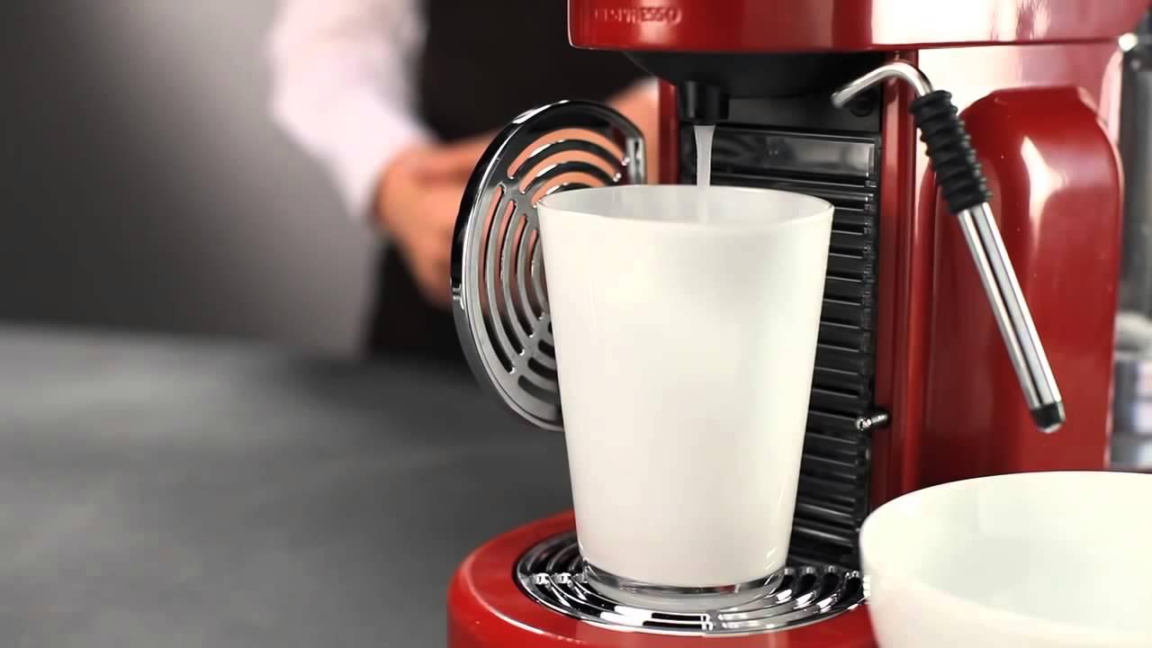 Nespresso Maestria How to descale your Maestria machine ...