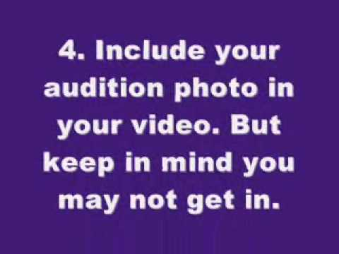 CWNTM Auditions! {OPEN}