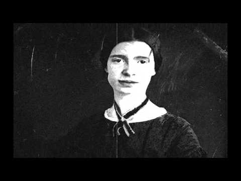 """Emily Dickinson """"One need not be a chamber to be haunted"""" Poem animation"""
