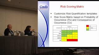 Pragmatic Medical Device Risk Management (2013 Medical Device Summit West presentation)