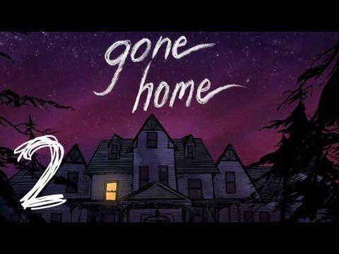 Gone Home [2] - SECOND FLOOR